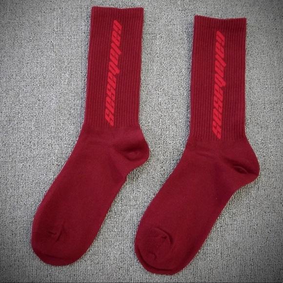 1567c0d1d Yeezy Season 5 Calabasas Socks